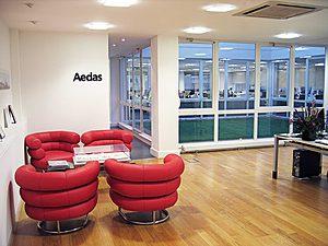 New Bristol Office Design for Aedas Architects