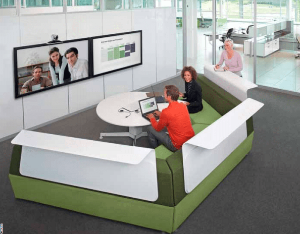 Iq Neocon Winning Office Furniture Range From Steelcase Expanded