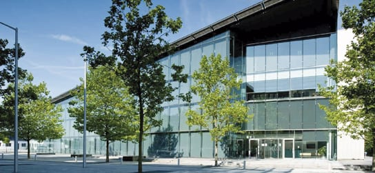 Office Relocation Gatwick, London Crawley - City Place Nestle