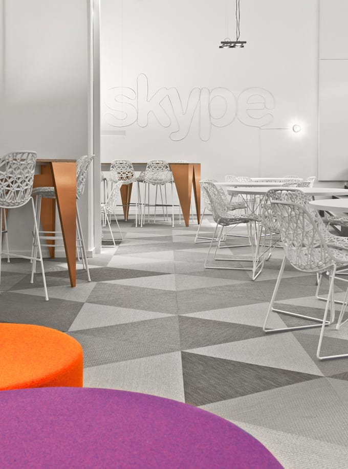 great-office-design-best office interiors-skype-sweden-breakout-area