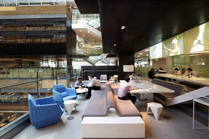 office interiors melbourne. Images Courtesy Of The Cool Hunter Office Interiors Melbourne