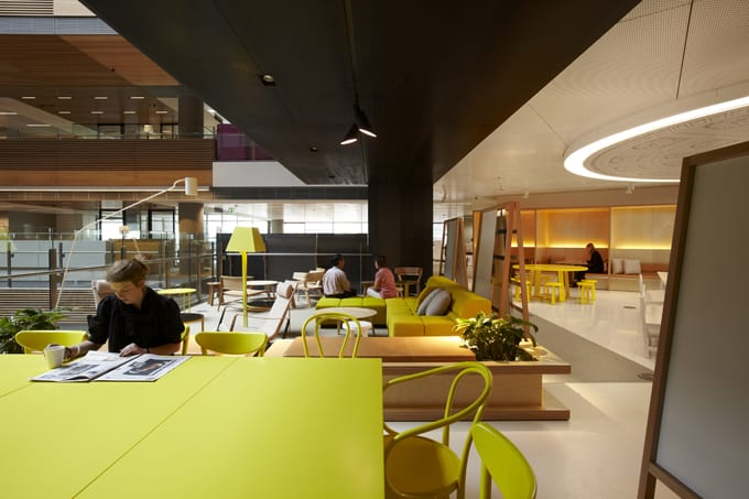 Images courtesy of the cool hunterInspiring Office Design   The World s Best Office Interiors   No  . Office Designers Melbourne. Home Design Ideas
