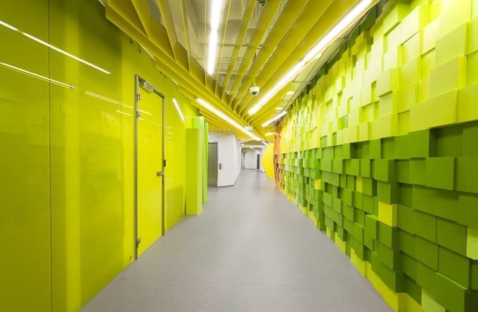 Good office design the world 39 s best office interiors for Best office design in the world