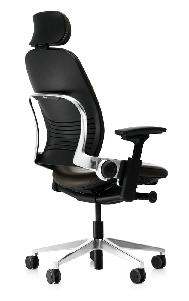Steelcase leap chair headrest - The World S Top Ten Best Office Chairs Office Furniture News