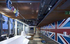 google-london-office-interiors