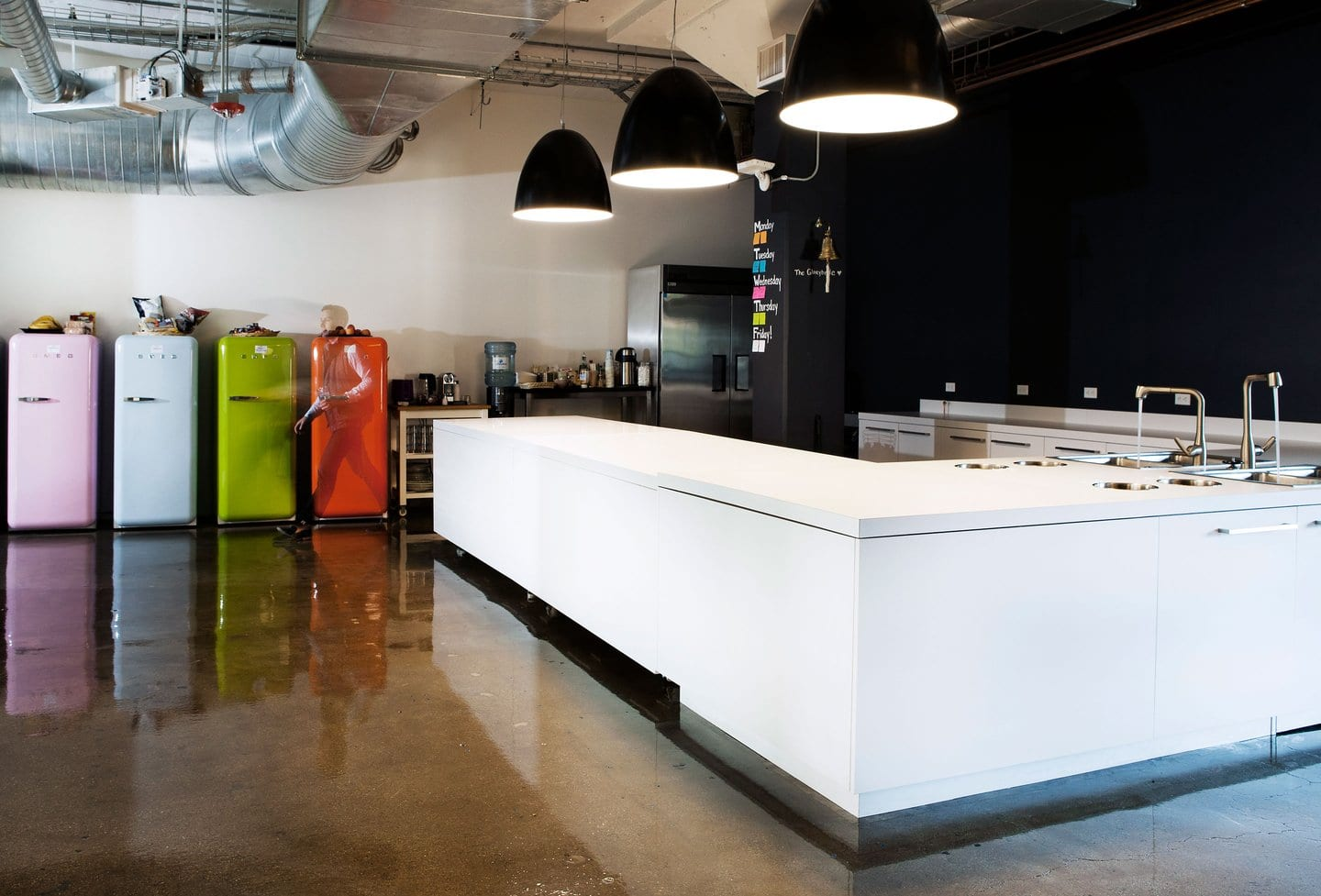 Airbnb Kitchen Area Cool Office Design Office Interiors Business Interiors