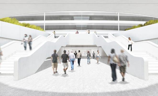 apple-new-corporate-headquarters-cupertino-corporate-transit-centre