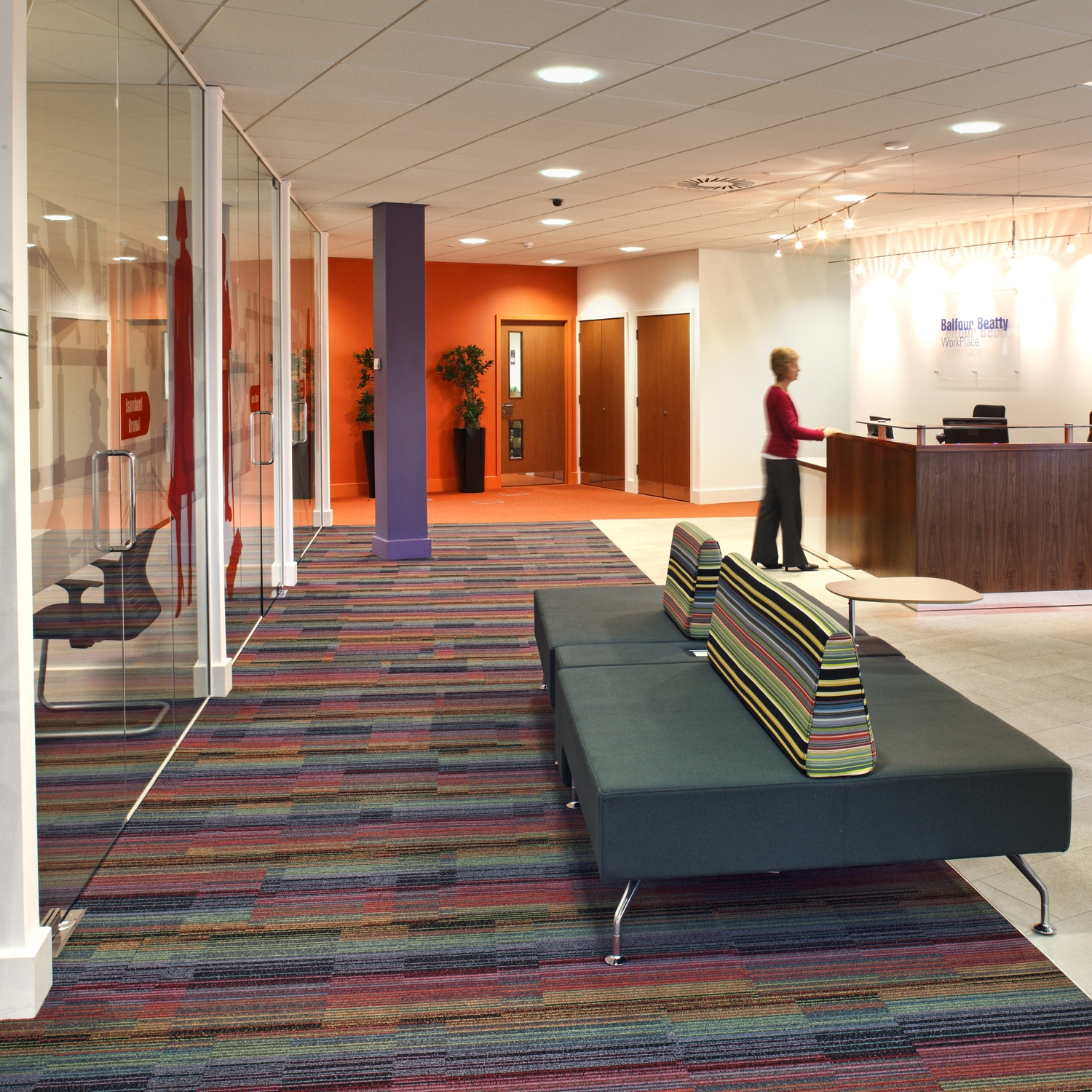 Balfour beatty business interiors for Office design bristol