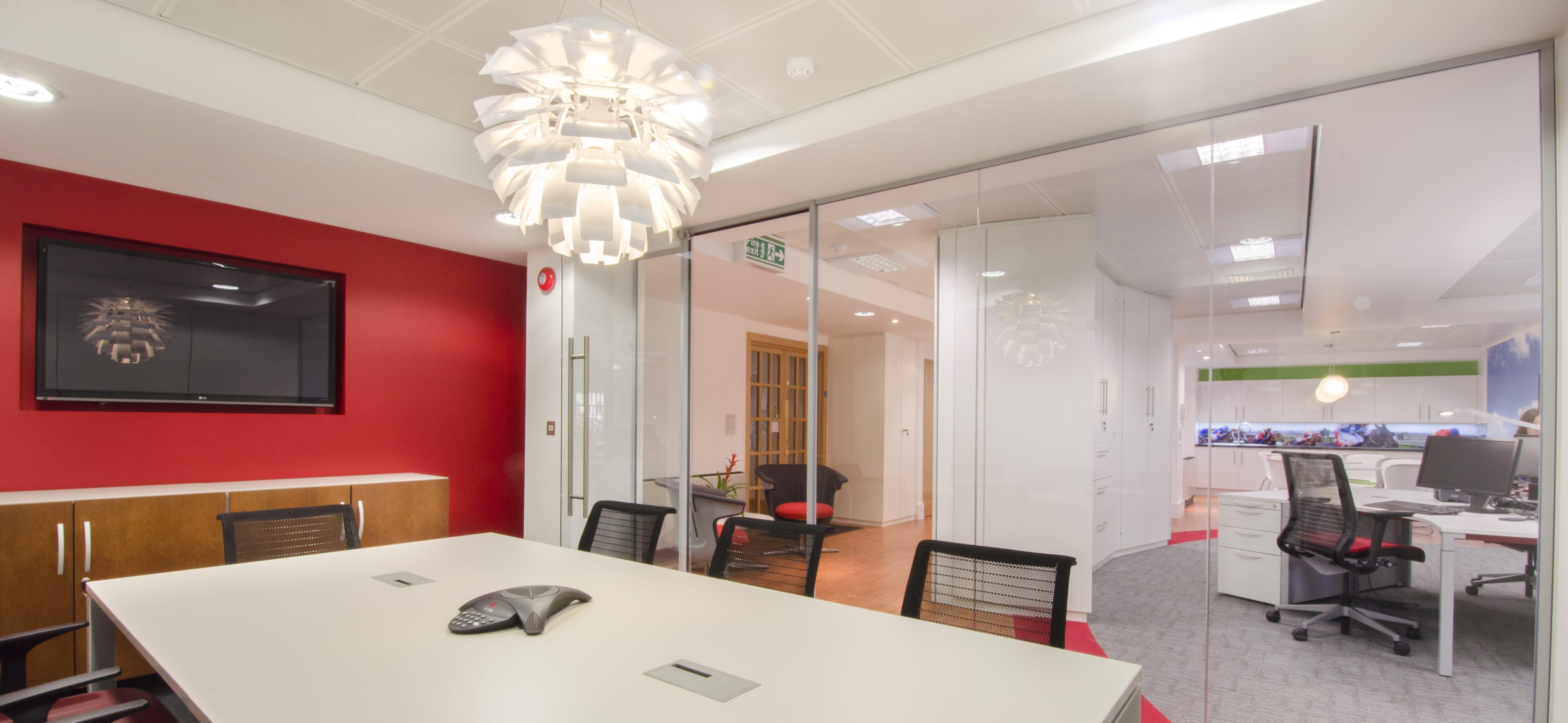 Marine Capital Business Interiors