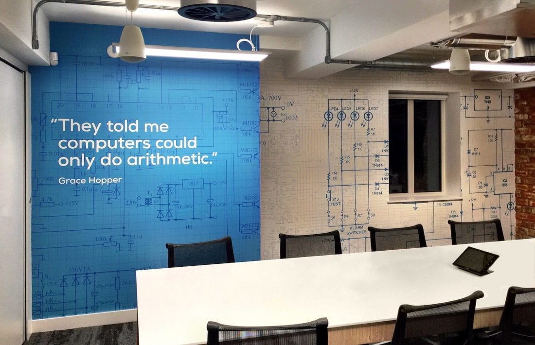 Anonymous Business Interiors