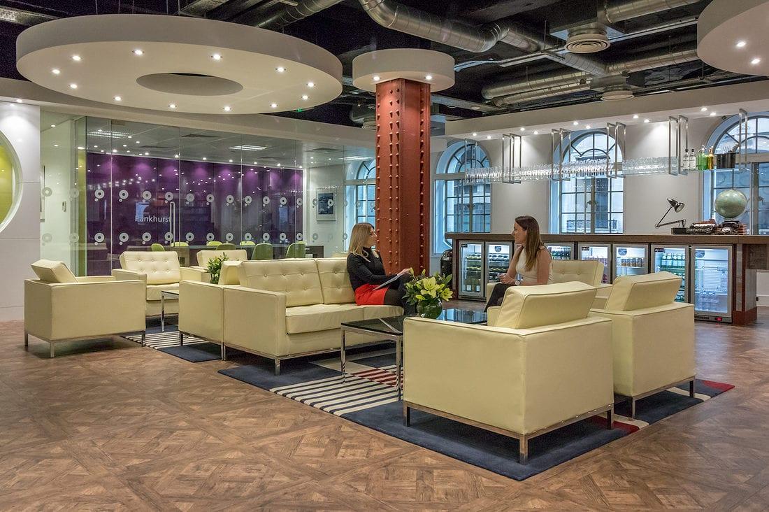 Paragon Insurance Business Interiors