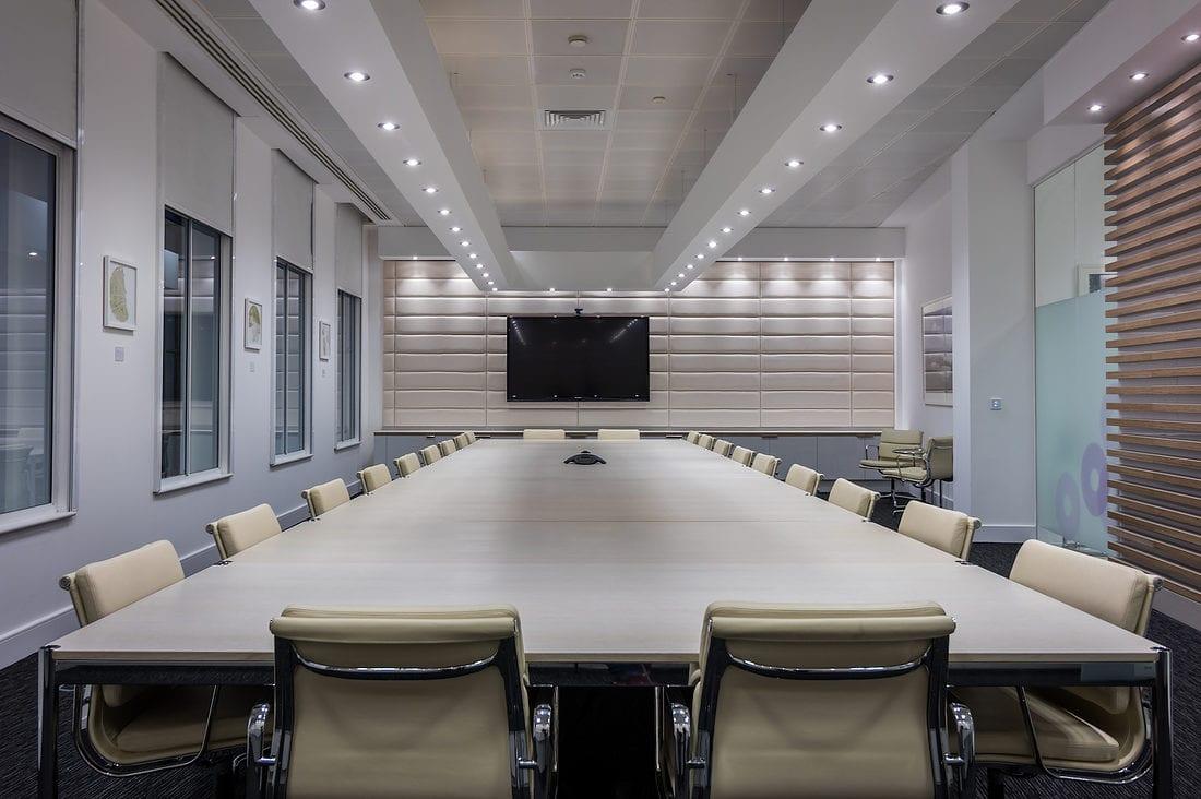 Paragon insurance business interiors - Lloyds architecture planning interiors ...