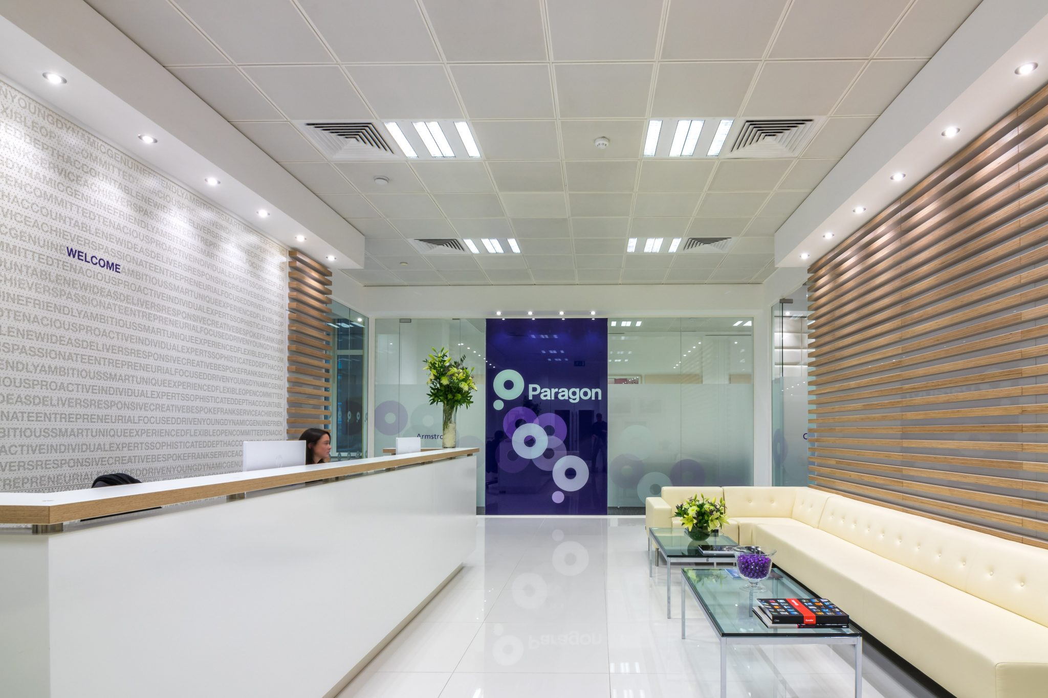 Paragon Insurance Business Interiors