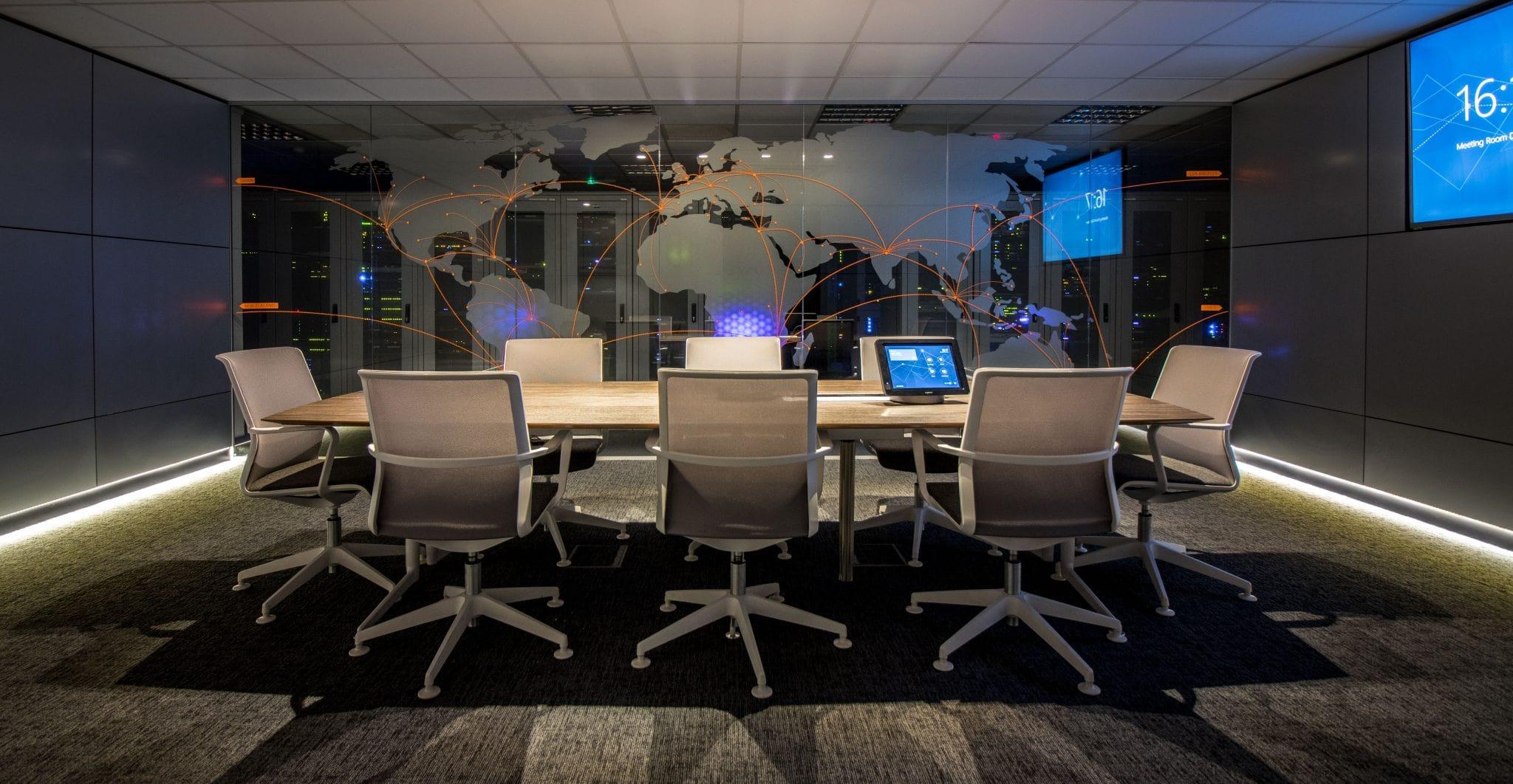 SwComms Data Centre
